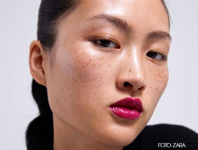 copywriting creativo y foto Jing Wen modelo china pecas