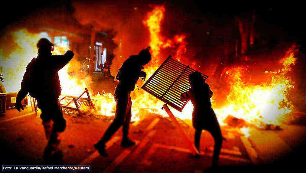 enfrentamientos_barcelona_independentistas_sentencia_procs